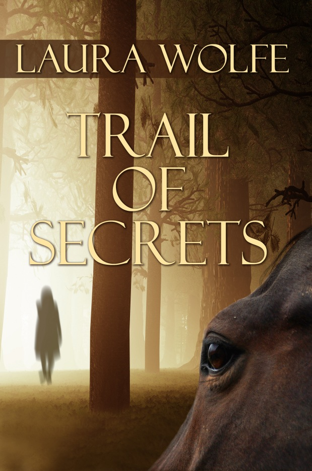 It's Release Day for TRAIL OFSECRETS!